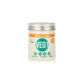 VEG 1 Vitaminsupplement Orange 90 Kautabletten