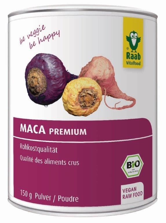 Maca Powder Organic, 150g -