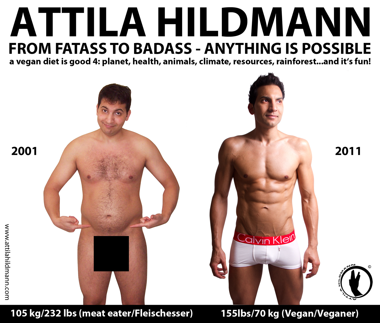 Attila Hildmann 30 Tage Challenge