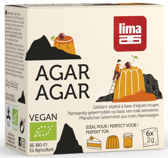 bba41d9e599 Agar Agar Powder Gluten Free Organic
