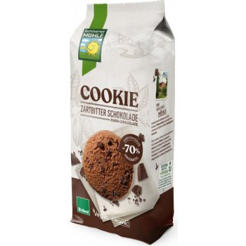 Cookies with Dark Chocolate Organic, 175g