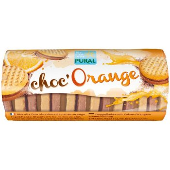 Biscuit Bio Bis Schoko-Orange, 85g