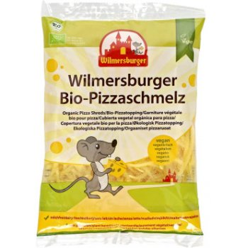 Wilmersburger Pizza Shreds Organic, 150g