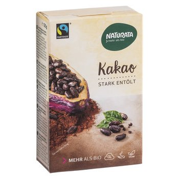 Cacao Chocolate Powder Fairtrade Organic, 125g