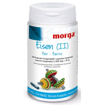 Iron (II) powder 100 vegicaps