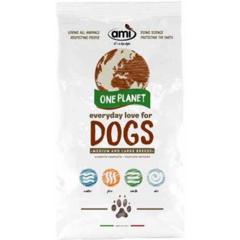 AMI Dog Dry Food Vegetarian / Vegan, 3kg